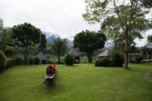 Travel all around Laos.